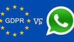 Il GDPR impedisce a WhatsApp di vendere i nostri dati personali?